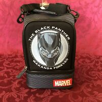 NWT Disney Store Black Panther Lunch Box Tote Bag School Lunch, New, Never Used