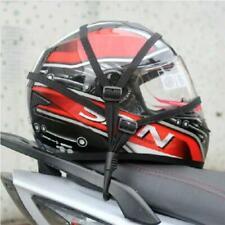 Outdoor Luggage Helmet Bike Motorbike Rope Straps Band Retractable Elastic SS3