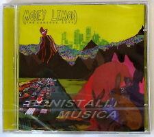 MODEY LEMON - THE CURIOUS CITY - CD Sigillato