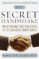 The Secret Handshake by Reardon, Kathleen Kelley (Paperback book, 2001)