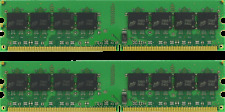 8GB (2X4GB) DDR2 MEMORY RAM PC2-6400 ECC DIMM 240-PIN