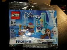 LEGO 30553 Disney Frozen 2 Elsa's Winter Throne SEALED NEW 42pcs 1 Minifigure