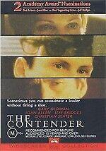 The Contender DVD Political Thriller Movie Jeff Bridges 2000 Gary Oldman RARE