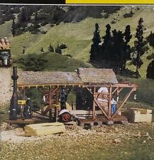 HO Landmark Structures Buzz's Sawmill Landmark Structures #5195  Prefabricated k