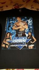 WWE SMACKDOWN 2005 Survivor Series Tour X Large T-Shirt Batista