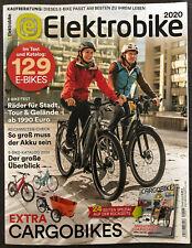 Elektrobike 2020, Zeitschrift, Magazin, 1 x angesehen
