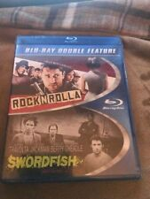 RocknRolla/Swordfish (Blu-ray Disc, 2014,2-Disc Set)FACTORY SEALED FREE SHIPPING
