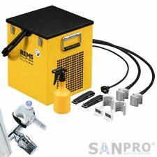 REMS Rohr Einfriergerät / Rohreinfriergerät Frigo 2F-Zero + LCD-Thermometer