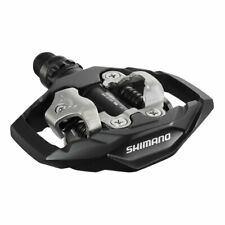 Shimano M530 SPD Mountain Bike MTB Clipless Pedals (Includes SH51 Cleats) Black