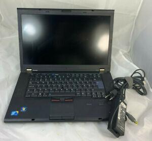 Lenovo Thinkpad i7 Q820 4GB RAM 500GB HDD Nvidia Quadro FX 880 *DEFEKT* #C47