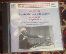 NAXOS HISTORICAL 8.110838 WAGNER parsifal (orchestral highlights) TOSCANINI CD