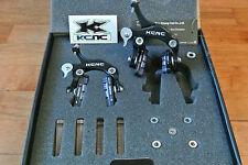 New KCNC CB1 brake set for Road bike, Black 165 gr / set