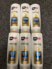 Pantene Pro-V Classic Clean Conditioner For Normal & Mixed Hair, 6 Pack