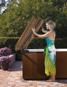 Watkins Hotsprings Uprite Retractable Spa Cover Lift System 37876 Lifer Cradle