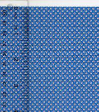 Dollhouse Wallpaper Cottage Jacobean Blue