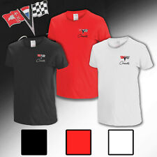 C2 Logo Ladies Everyday Corvette T-Shirt 698375