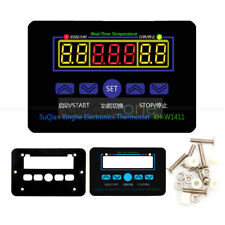220V 12V Digital LED Temperature Controller 10A Thermostat Control Switch +Probe
