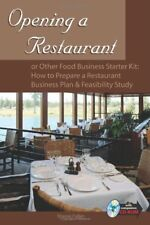 Opening a Restaurant or Other Food Business Starte