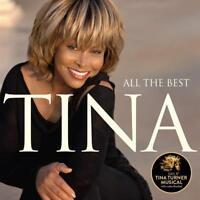TINA TURNER - ALL THE BEST (MUSICAL EDITION)  2 CD NEU