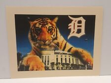 Detroit Tigers vs Yankees 2011 AL Central Division Champions Giclee Print