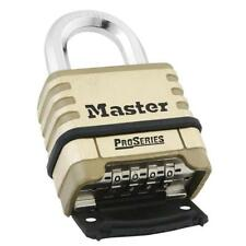Master Lock 1175D ProSeries Resettable Combination Padlock