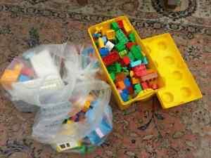 LEGO Duplo Kiste Konvolut Sammlung