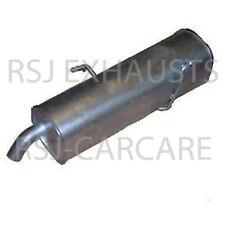 EXHAUST SILENCER PEUGEOT 206 SW 1.4 Petrol 2002-07-/> 2E//K