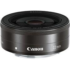 Canon EF-M 22mm STM OBJETIVO