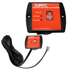 Durite 0-856-98 Remote Control for Modified Wave Voltage Inverters