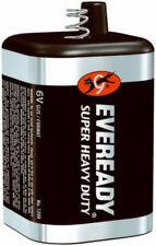Eveready 1209 Super Heavy Duty Lantern Battery, Spring Terminal, 6 Volt