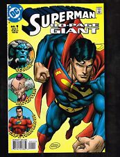 Superman 80-Page Giant #1 ~ Scorn / Mxyzptlk / Capt. Tomorrow ~ 1999 (9.2) WH