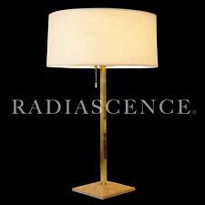 GERALD THURSTON LIGHTOLIER MODERN MARBLE TABLE LAMP ROBSJOHN GIBBINGS HANSEN 50s