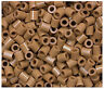 1000 Perler Light Brown Color Iron on Fuse beads NEW