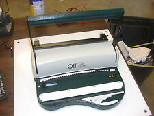 "Akiles OffiWire-31 11"" 3:1 Pitch Wire Binding Machine & Punch by Akiles"