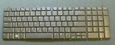 Laptop hp pavilion DV7 483275-251 Keyboard English/Arabic Bronze