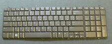 Laptop hp pavilion DV7 483275-251 Keyboard English/Arabic Bronze