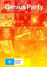 Genius Party / Genius Party BEYOND Box Set - New - DVD - PAL Region 4