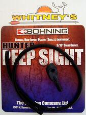 "Bohning Hunter Self Aligning String Peep Sight 3/16"" 1668"