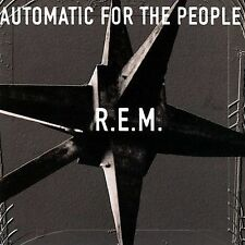 Automatic for the People R.E.M. MUSIC CD