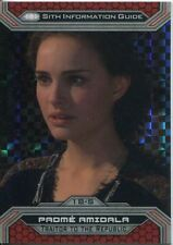 Star Wars Chrome Perspectives II X Fractor Parallel Base Card 18-S Padme Amidala