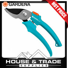 Gardena Secateurs Bypass 18mm Classic Turquoise Garden Shears 8754-25