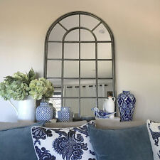 Metal Frame Arched Decorative Mirrors