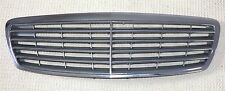 MERCEDES-BENZ E320 E350 W211 CHROME FRONT GRILLE FACTORY PERLITE GREY 747 GRILL