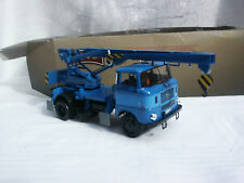CAMION GRUE IFA W50 ADK 1965 CAMIONS D'AUTREFOIS 1/43 ALTAYA