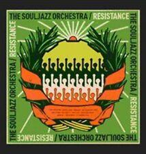 The Souljazz Orchestra - Resistance CD Strut
