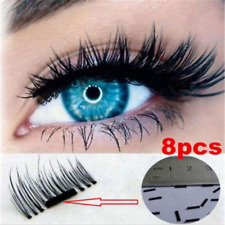 8Pcs/set Handmade Magnet Sheet For 3D Magnetic False Eyelashes Extension Tools