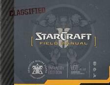 Starcraft Field Manual by Rick Barba (Hardback, 2016)