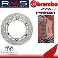 front brake pads HONDA VFR 800 X Crossrunner 2011 2012 RMS 225102550