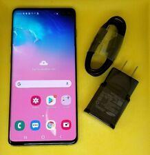 GREAT COND Samsung Galaxy S10+ Plus SM-G975U - 128GB/512GB/1TB - Verizon / Net10