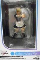Used Alter Fate hollow ataraxia Saber Maid Ver. 1:6 PVC PAINTED